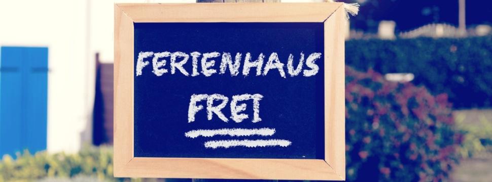 Ferienhaus Frei, © iStock.com/Stadtratte