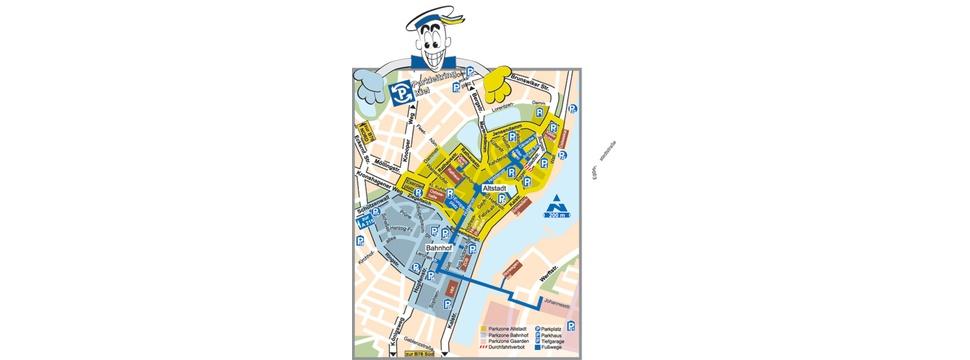Kieler Parkleitsystem