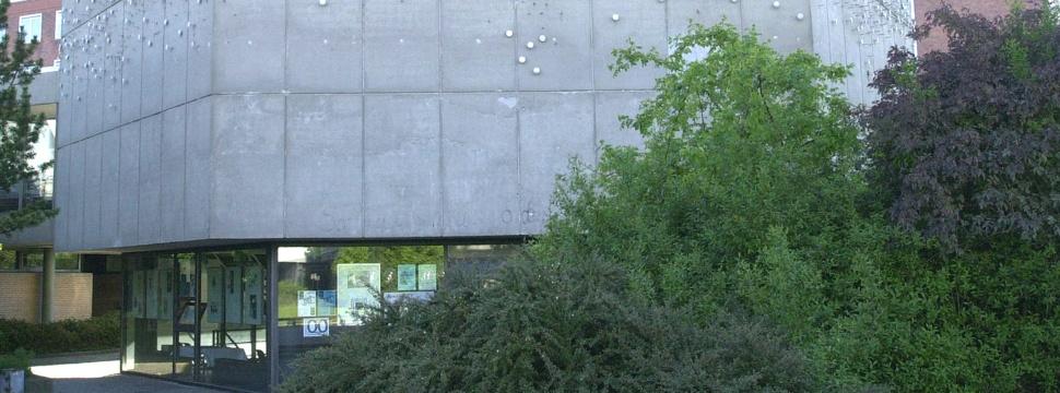 Kieler Sechseckbau des Studentenwerks Kiel