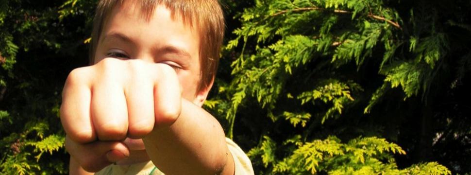 Selbstverteidigung für Kinder, © Jutta Rotter / pixelio.de