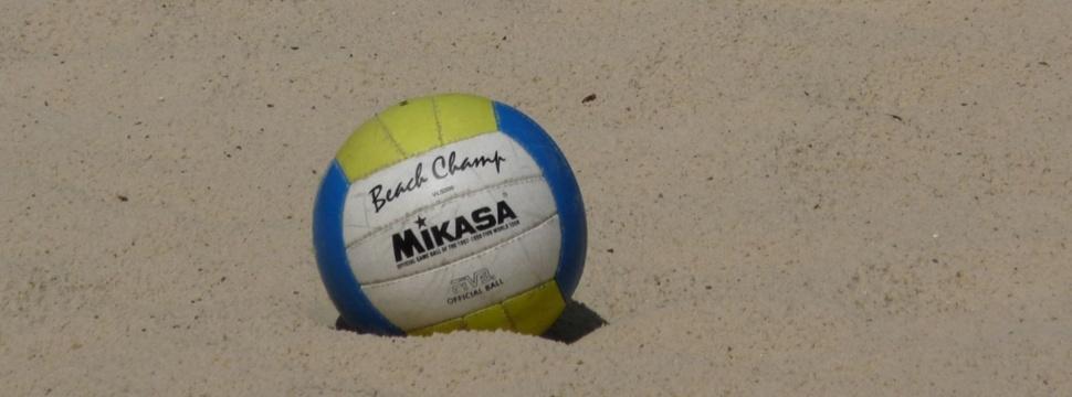 Beachvolleyball, © Dieter Schütz / pixelio.de