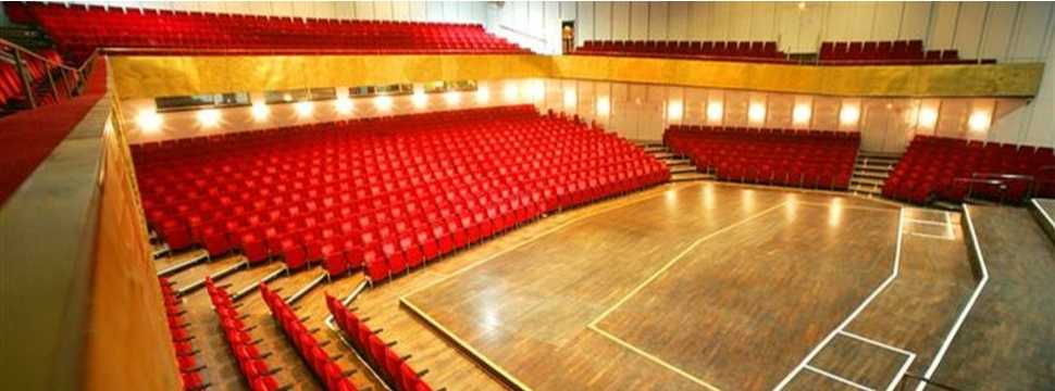 Konzertsaal Kieler Schloss, © Kiel Concerts Veranstaltungs- und Betreibergesellschaft mbH