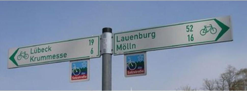 Radfernweg Alte Salzstraße, © HLMS / Carina Jahnke