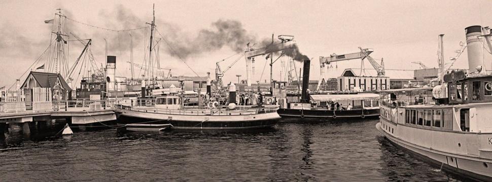 Kiel historisch, © Erwin Lorenzen / pixelio.de