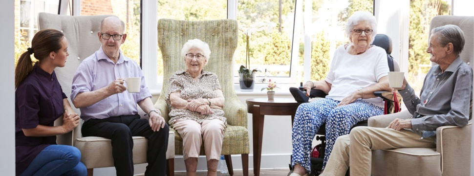 Senioren, © iStock.com/monkeybusinessimages